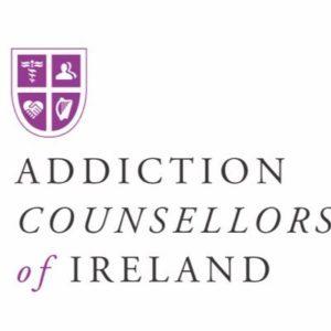 Addiction Counsellors of Ireland logo